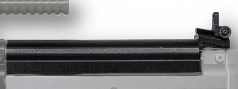 FAL Classic Top Cover in Black on MCS Hurricane