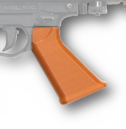 FAL Pistol Grip in Brown/Wood