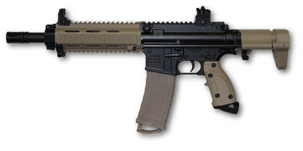 Magfed Maker Jaeger Mod Kit for Tippmann TMC in FDE w/ BUIS