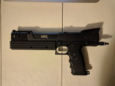 "Auto 8 CopComp for 8"" barrels in Black"