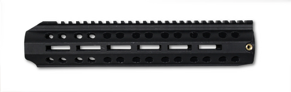 "Magfed Maker M17 Mercenary Handguard 12"" MLOK Black"