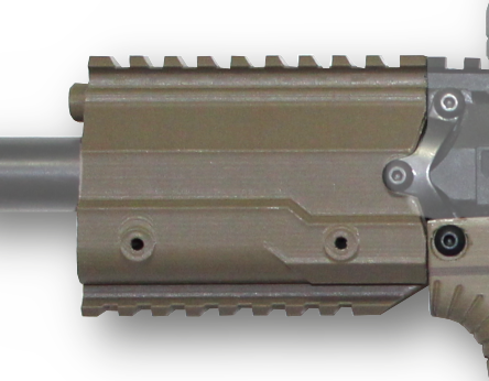 M17 Victor Handguard in Flat Dark Earth