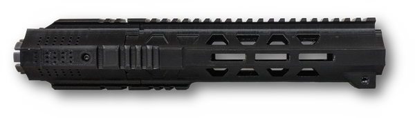 Shawshank Handguard in Black, Mid-Length, for TMC