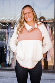 Cozy casual pullover  Roselynn's