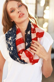 Let Freedom Ring Scarf  Roselynn's