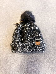 Fleece Lined CC beanie  Roselynn's
