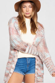 Cotton Candy Dreams Cardigan