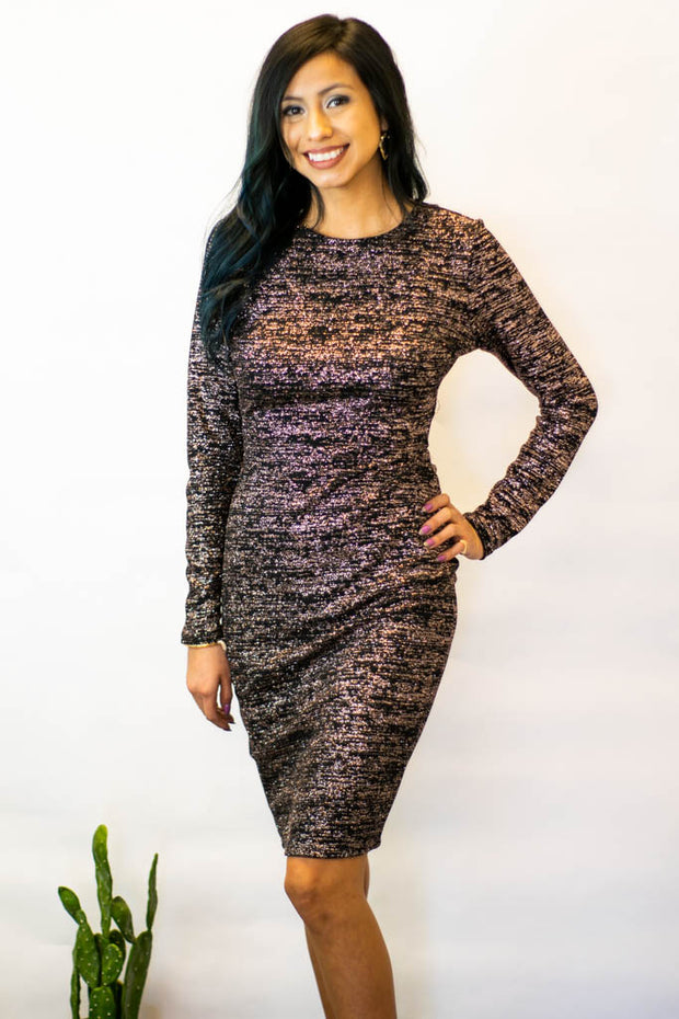 Shimmer Nights Dress  Roselynn's