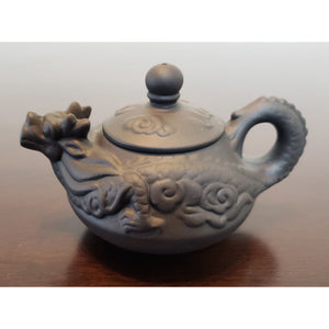 Tiny Dragon Teapot Yixing Clay