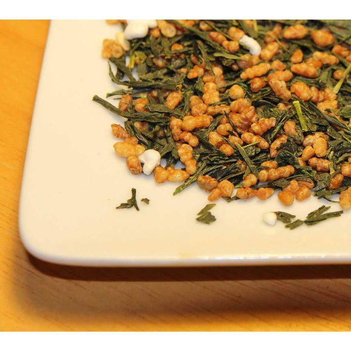 Crystal's Genmaicha | The Dragon's Treasure
