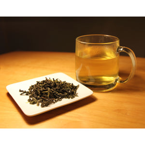 Coconut Pouchong | The Dragon's Treasure