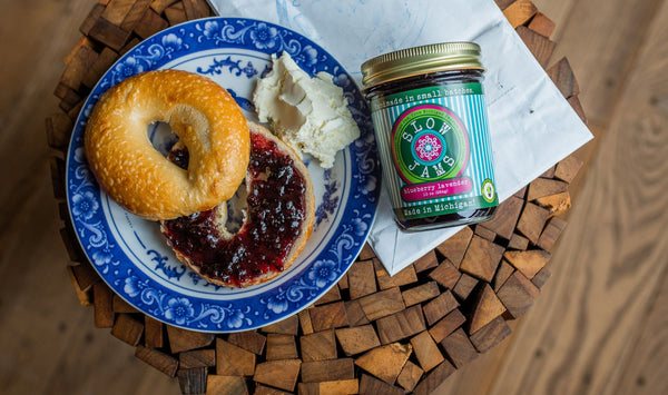 Slow Jams | Gourmet Jams & Jellies