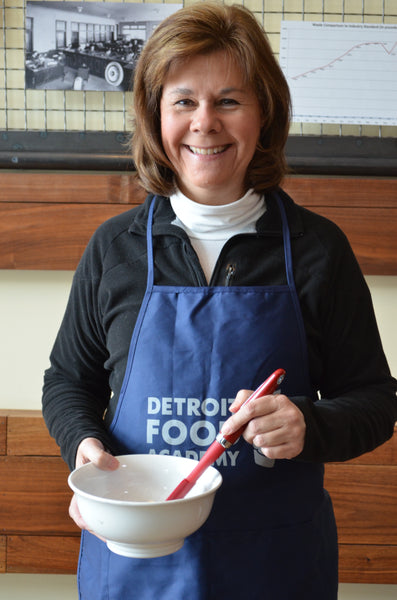 Detroit Food Academy Aprons
