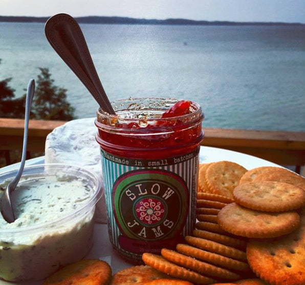 Detroit Snacks - Gourmet Jams | Slow Jams | 10oz Jars