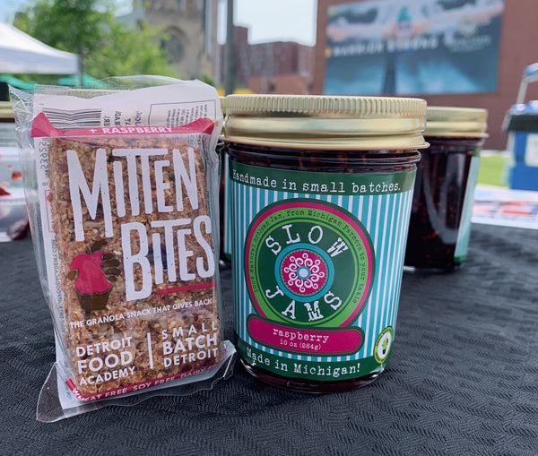Mitten Bites | Detroit Food Academy | 16 Bars