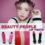 BEAUTY PEOPLE LIP TIGHTS SILKY AND GLOW STICK