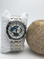 watches gennext outlet awesome multi colour replica edifice chronograph mens watch