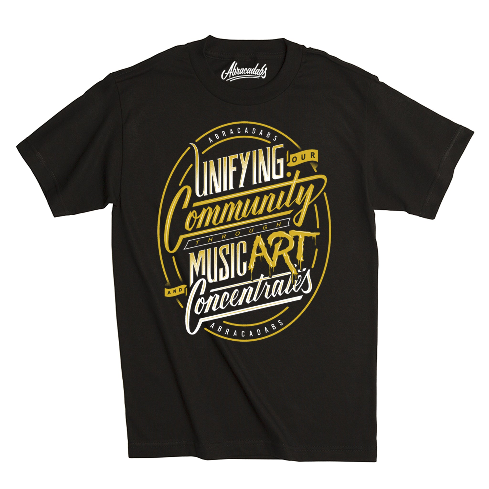 "ABRACADABS ""Unifying Our Community"" T-Shirt"