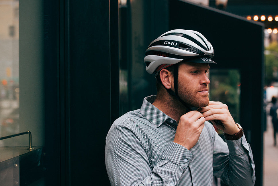 Sharp and Mobile Clothes for a NYC Bike Commute