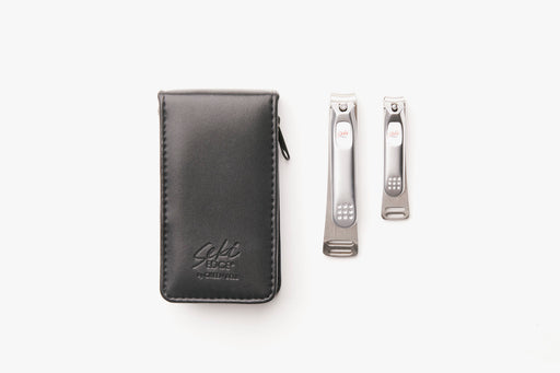 Seki Edge Craftsman Luxury 2-Piece Grooming Kit