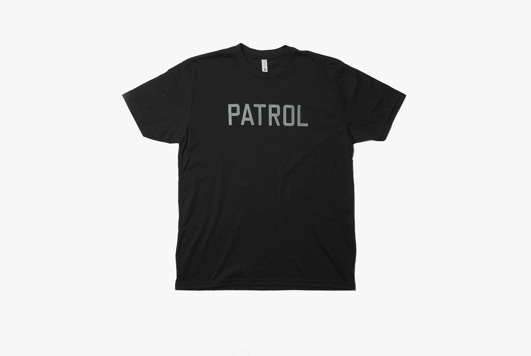 PATROL T-Shirt - Black