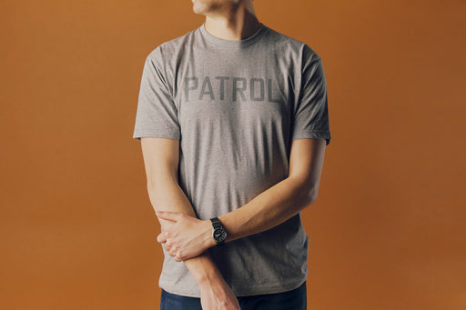 PATROL T-Shirt - Grey