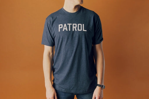 PATROL T-Shirt - Navy