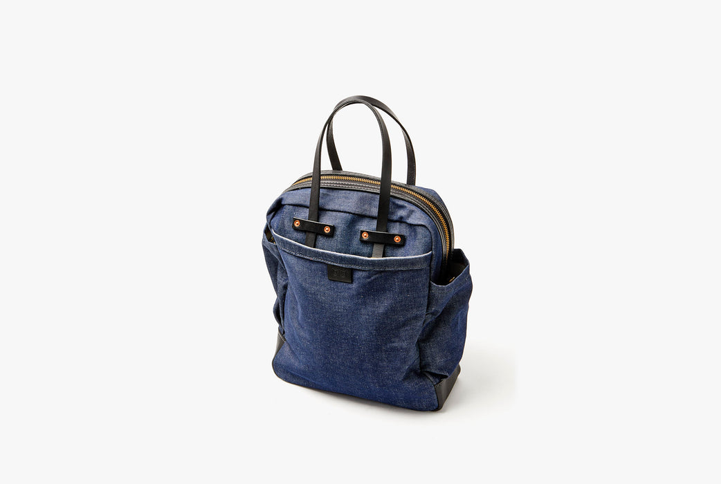 Orox Leather Co. Viator Carryall - Denim