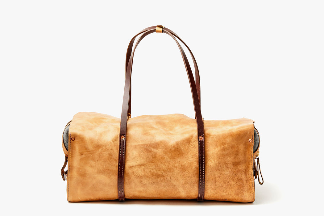 Orox Leather Co. Ryoko Duffel - Sand