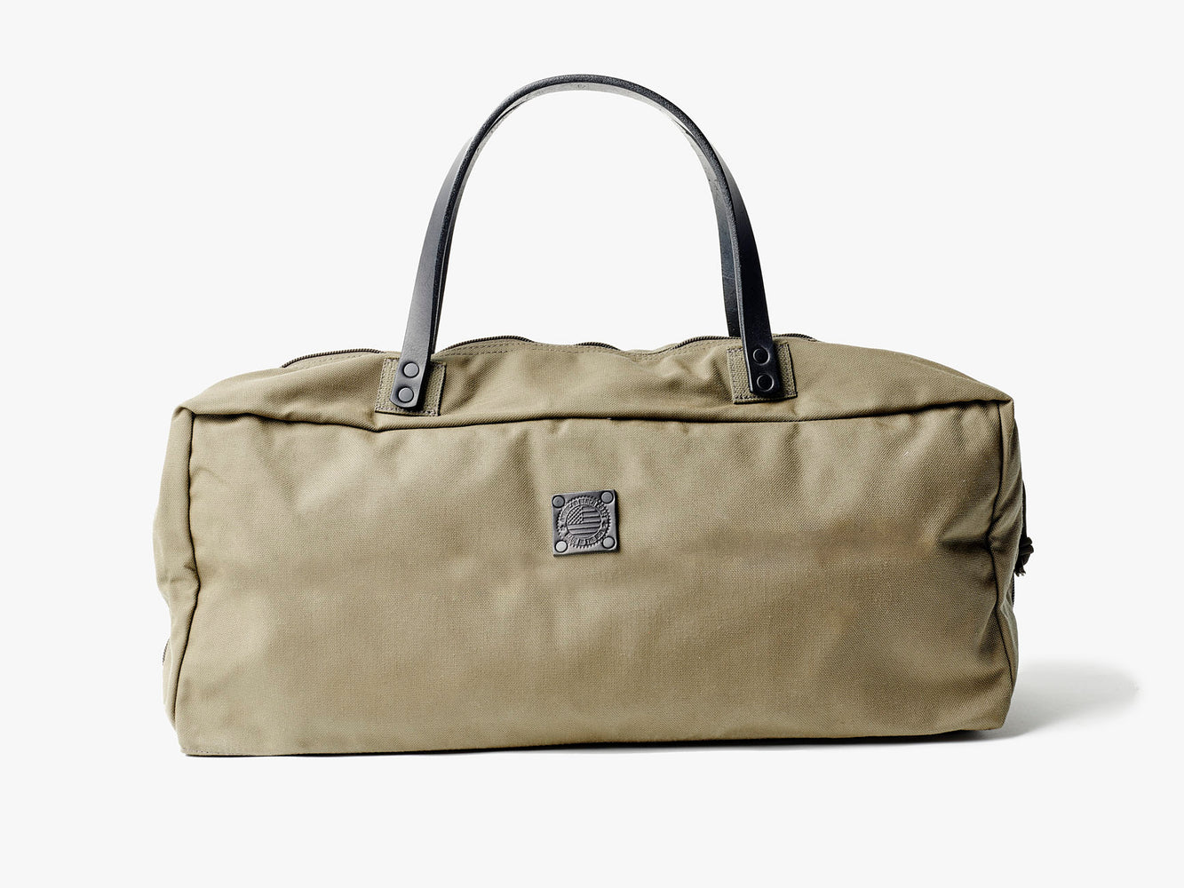 American Bench Craft Rescued Army Surplus Duffel Bag