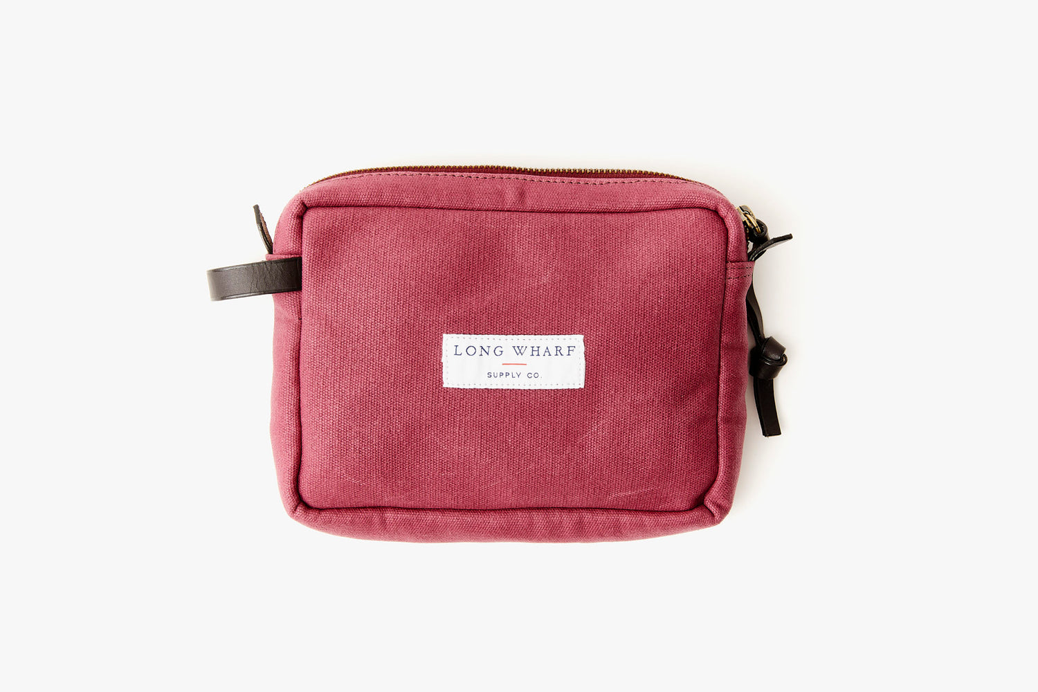 Long Wharf Supply Co. Nantucket Travel Kit Bag