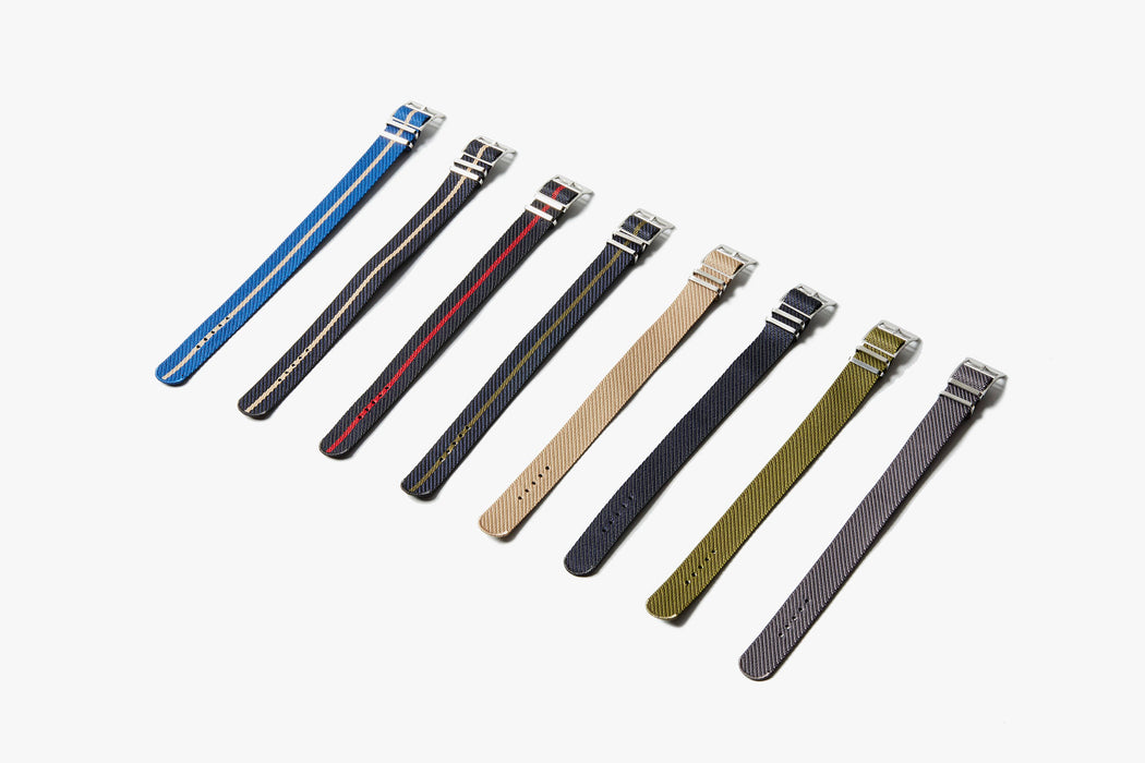 Various Watch Straps