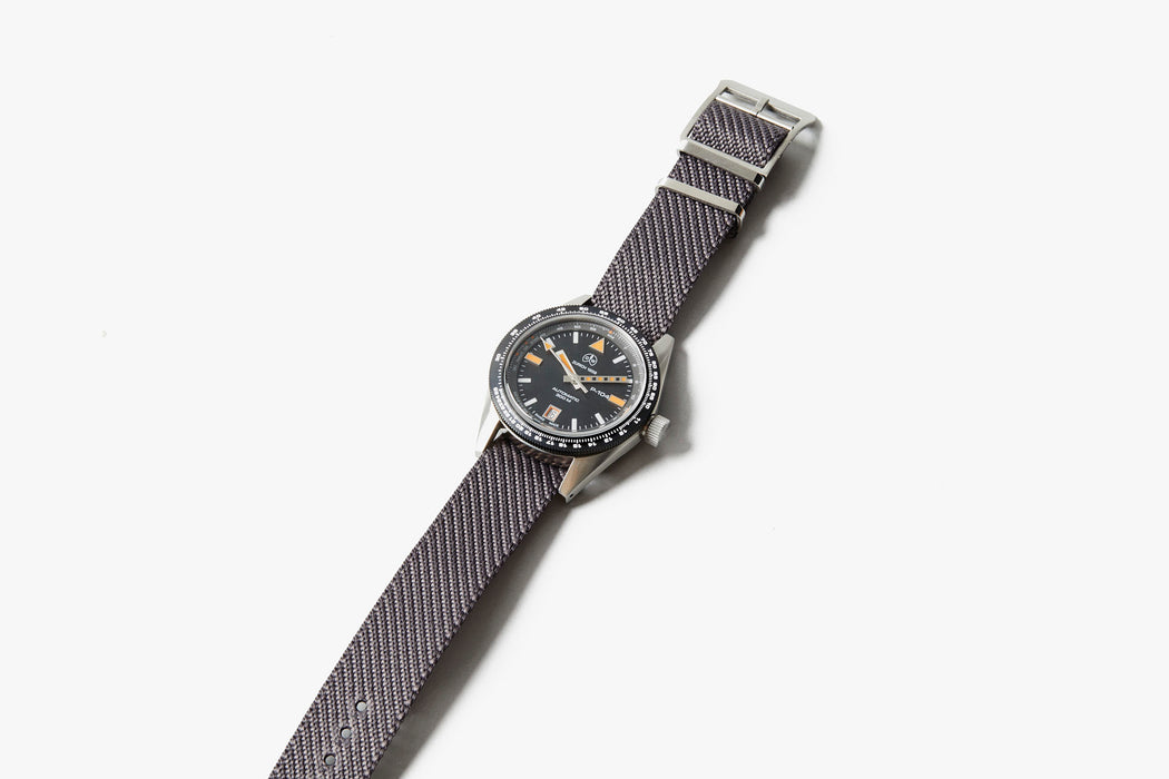 Stone Watch Strap - On Watch