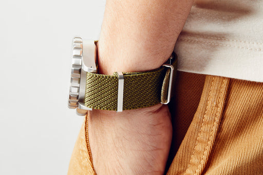 Forest Watch Strap - On Wrist