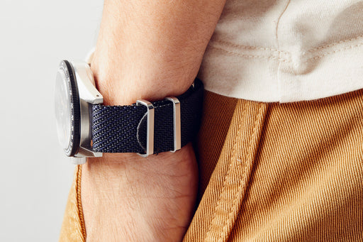 Night Watch Strap - On Wrist