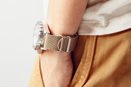 Harvest Watch Strap - On Wrist