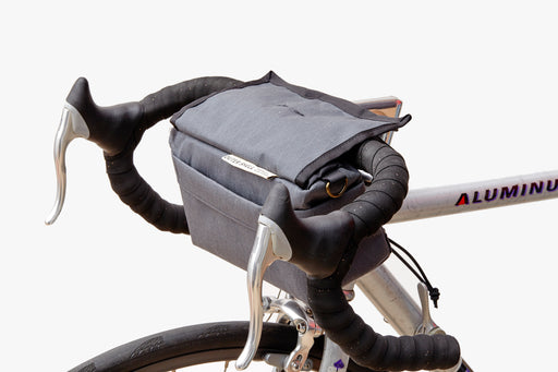 Outer Shell Drawcord Handlebar Bag