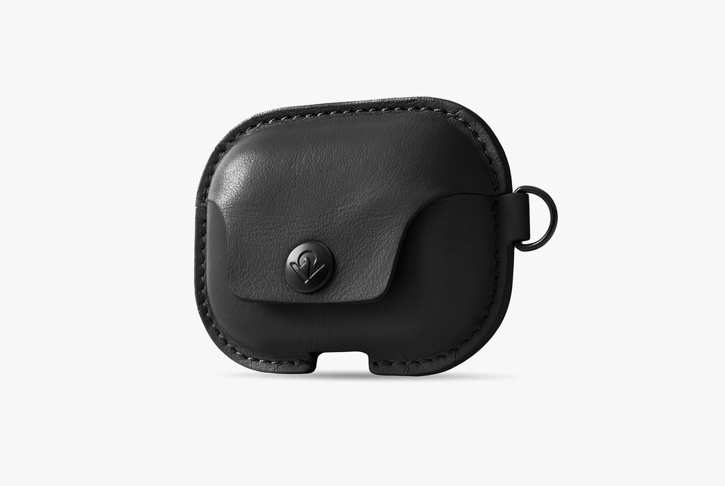 Twelve South AirSnap Pro Leather Case for AirPods Pro