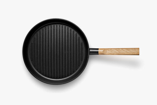 Grill Pan - Top View