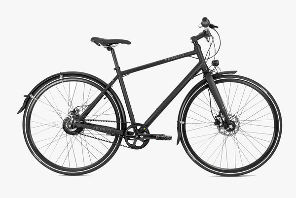 Priority Bicycles Continuum - Onyx