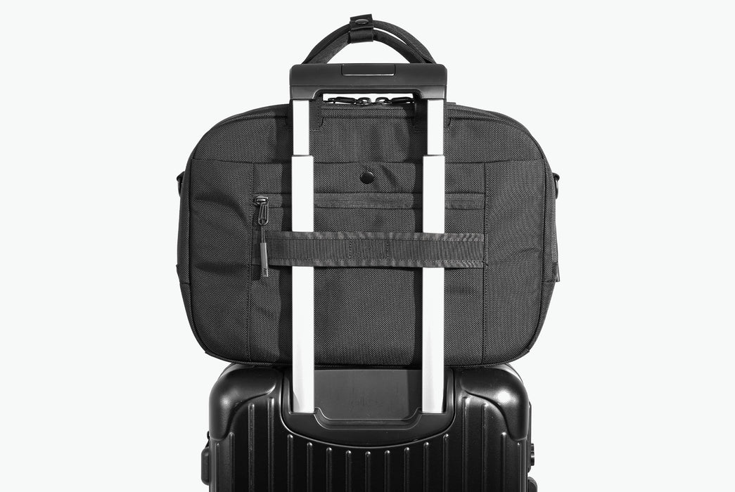Aer Commuter Briefcase - Black