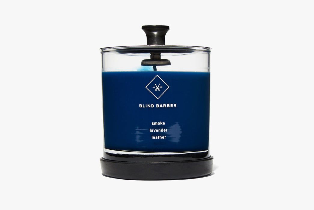 Blind Barber Tompkins Scented Candle