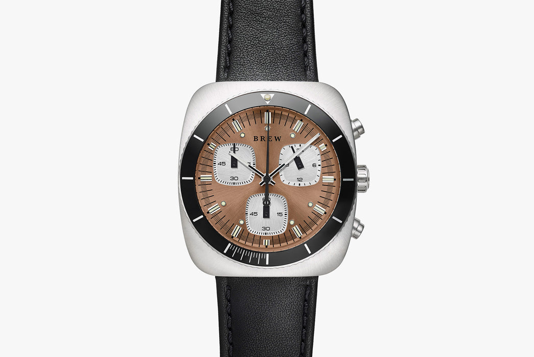 Copper Watch - Front View
