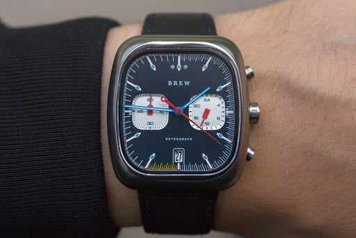 Brew Watch Co. Retrograph