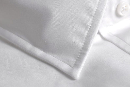 White Dress Shirt - Collar Detail