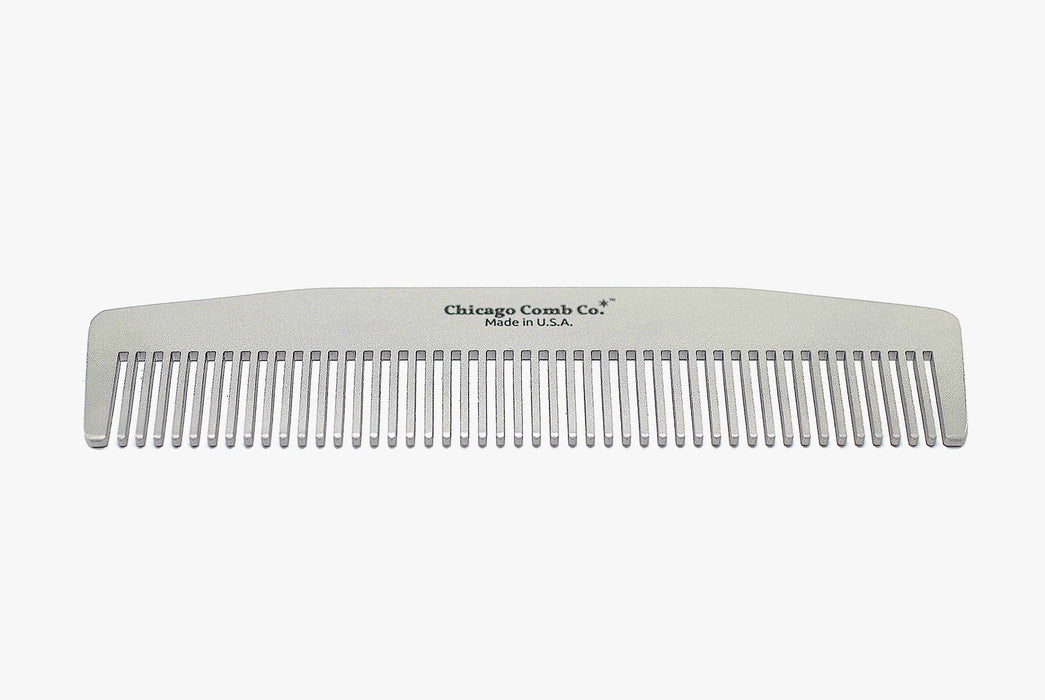 Chicago Comb Model No. 3 Standard Stainless Steel Comb