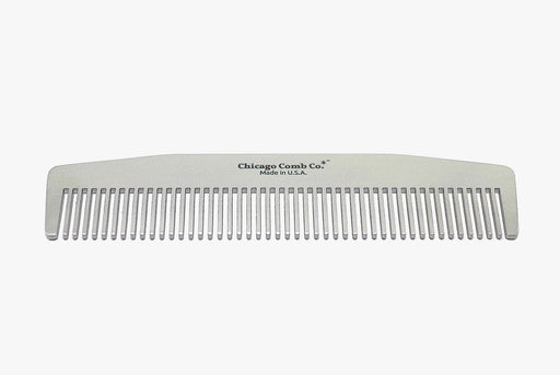 Stainless Steel Comb - Side View