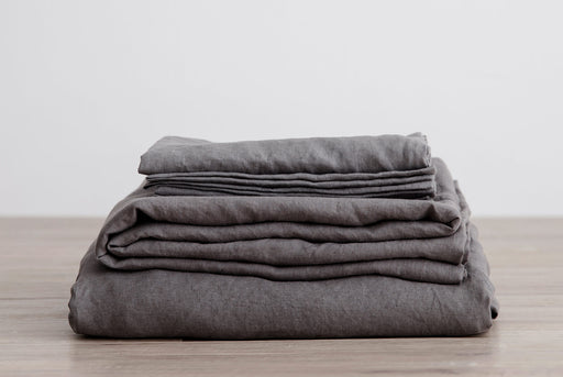 Charcoal Sheet Set - Stacked