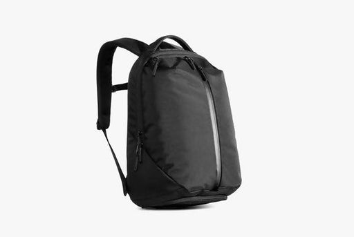 Black Fit Pack Standing Up - Front View