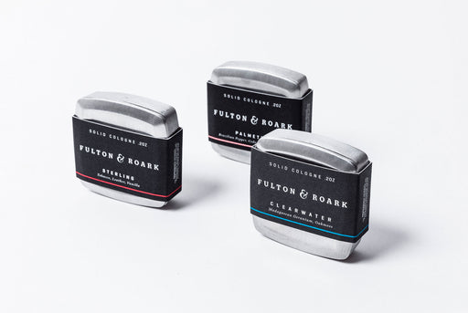 Fulton and Roark Solid Cologne Group